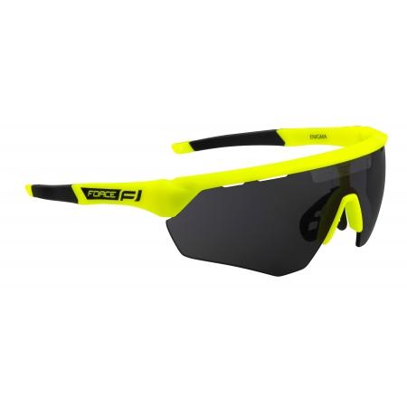 Brýle FORCE ENIGMA | fluo matná | černá skla obr.[1]