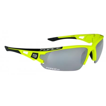 Brýle FORCE CALIBRE | fluo žluté | fotochromatická skla obr.[1]