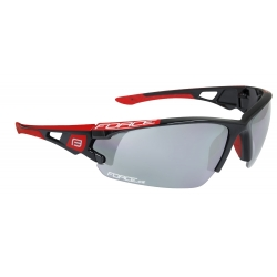 Brýle FORCE CALIBRE | černo-červené | fotochromatická skla obr.[1]