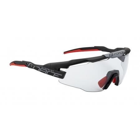 Brýle FORCE EVEREST | černé mat | fotochromatická skla obr.[1]