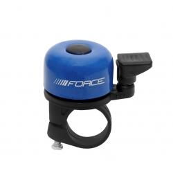 Zvonek Force MINI Fe/plast 22,2mm paličkový | modrý obr.[1]