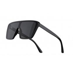 Brýle FORCE SCOPE   černé mat-lesk   černá skla obr.[1]