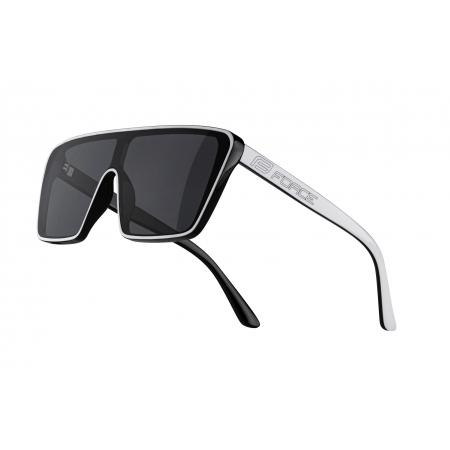 Brýle FORCE SCOPE | černo-bílé | černá skla obr.[1]