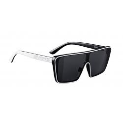 Brýle FORCE SCOPE | černo-bílé | černá skla obr.[2]