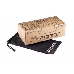 Brýle FORCE SCOPE | černo-bílé | černá skla obr.[3]