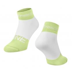 Ponožky Force One | zeleno-bílé obr.[1]