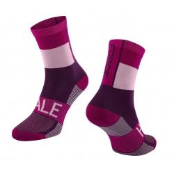 Ponožky Force Hale | fialové obr.[1]