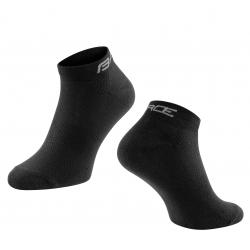Ponožky Force Short kotníkové | černé obr.[1]