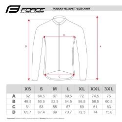 Dres Force MTB ANGLE dámský dlouhý rukáv | růžovo-fluo obr.[2]
