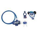 Zámek dětský 80cm/8mm modrý
