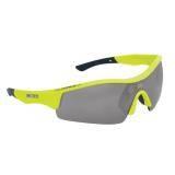 Brýle FORCE RACE fluo | černá laser skla