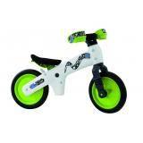 Dětské odrážedlo BELLELLI B-BIP bílo-zelené