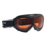 Brýle FORCE SKI černé | oranžové sklo