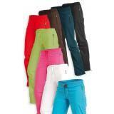 Kalhoty dámské dlouhé bokové Art.99518