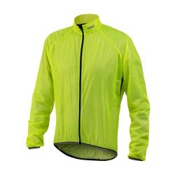 Cyklistická pláštěnka Kalaš PROFI X4 | neon obr.[1]