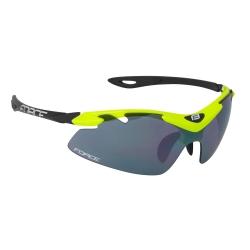 Brýle FORCE DUKE fluo-černé | černá laser skla obr.[1]