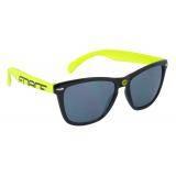 Brýle FORCE FREE černo-fluo | černá laser skla