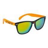 Brýle FORCE FREE černo-oranžové | oranž. laser skla