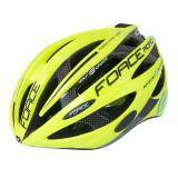 Přilba FORCE ROAD PRO + FORCE RON | fluo