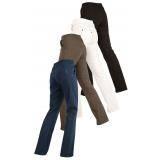 Kalhoty dámské dlouhé bokové Art.87157