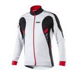 Cyklistická bunda TITAN X6 Winter| červená