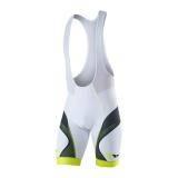 Cyklistické kraťasy se šlemi TITAN X6 | fluo/bílý