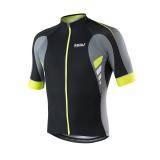 Cyklistický dres TITAN X6 | fluo/černý