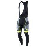 Cyklistické kalhoty se šlemi TITAN X6 | fluo/černé
