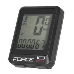 FORCE počítač WLS 10 funkcí | bezdrát | černý obr.[5]