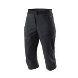 Cyklistické 3/4 kalhoty BIKER X6 | antracit