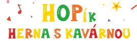 HOPík - herna s kavárnou